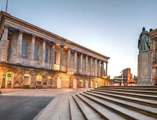 Birmingham Wellbeing Service